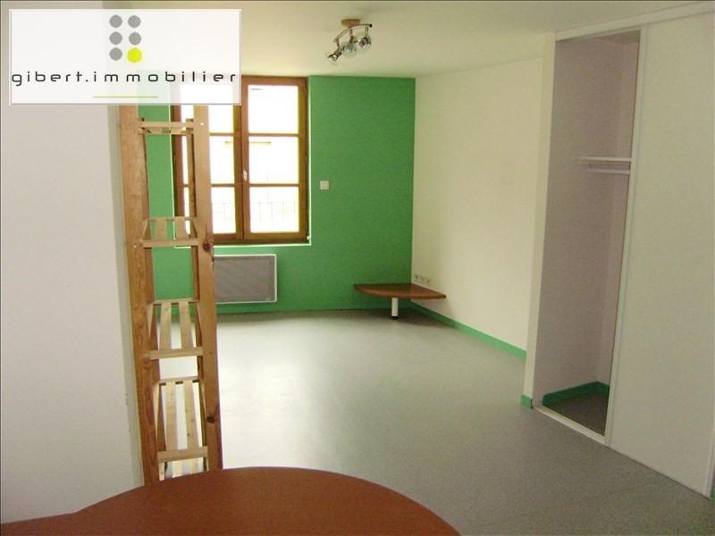 Location appartement Le puy en velay 241,75€ CC - Photo 1