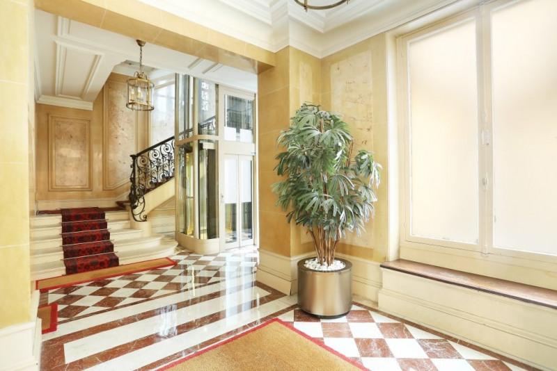 Vente de prestige appartement Paris 16ème 660000€ - Photo 11