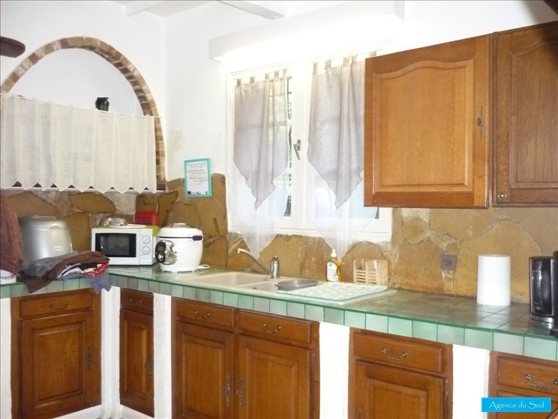 Vente maison / villa La bouilladisse 420000€ - Photo 5