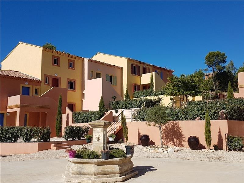 Vente appartement Roussillon 195000€ - Photo 1