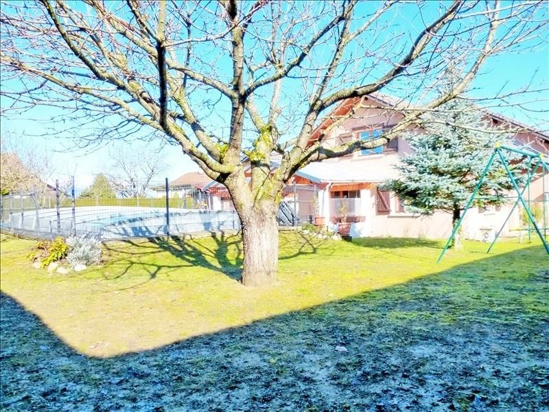 Vente maison / villa Saint pierre en faucigny 418000€ - Photo 1