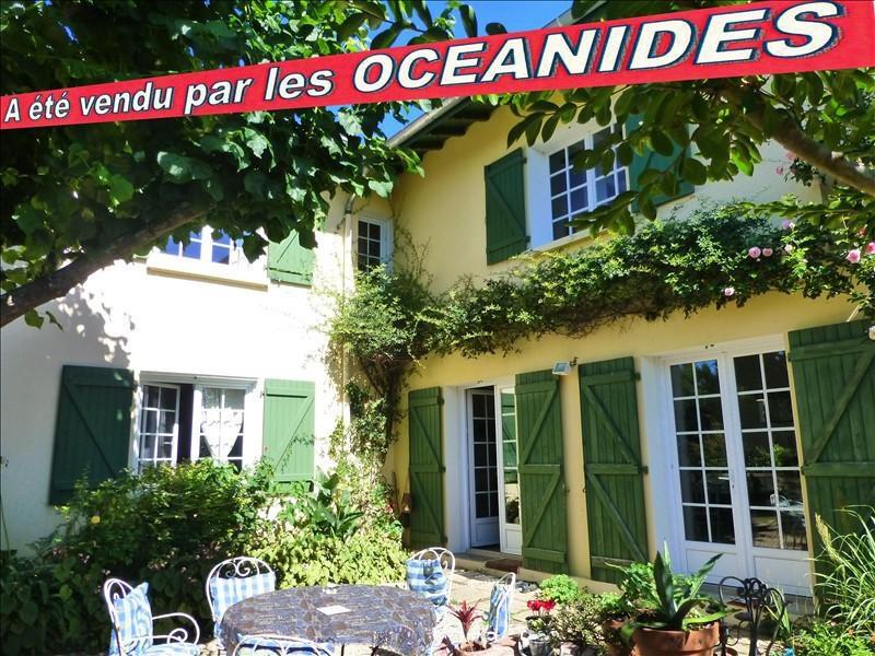 Vente maison / villa St andre de seignanx 393000€ - Photo 1
