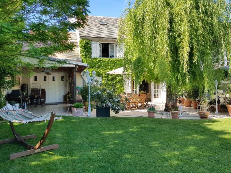 Sale house / villa Montigny-sur-loing 420000€ - Picture 2
