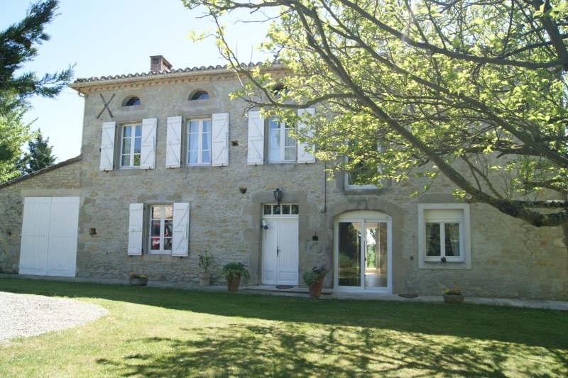 Vente de prestige maison / villa 5 mn caraman 555000€ - Photo 2
