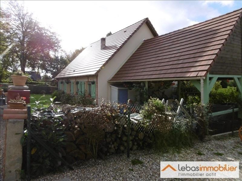 Vendita casa Hericourt en caux 165000€ - Fotografia 2