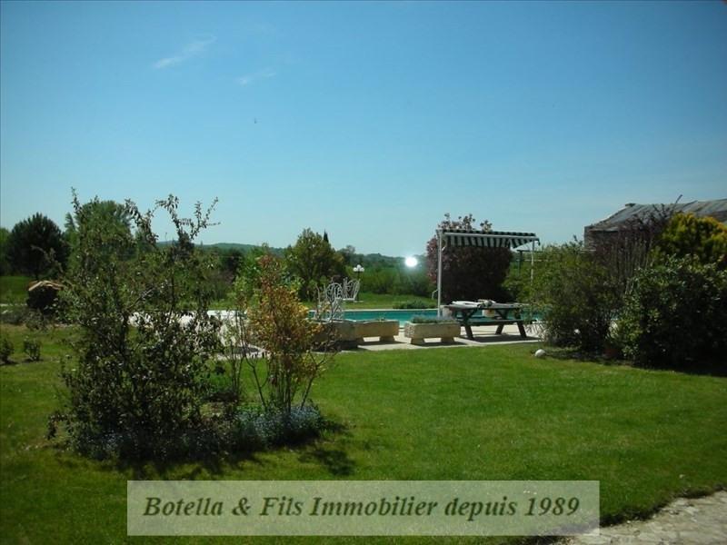 Vente maison / villa Barjac 545000€ - Photo 3
