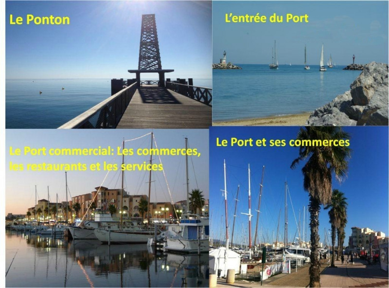 Location vacances appartement Port leucate 345,19€ - Photo 6