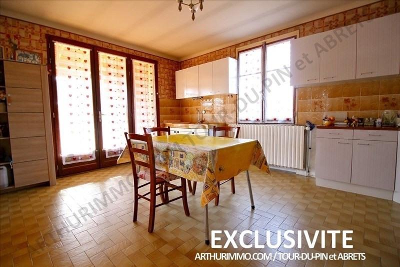 Sale house / villa Les abrets 169000€ - Picture 5