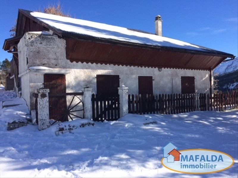 Sale house / villa Brizon 169000€ - Picture 2