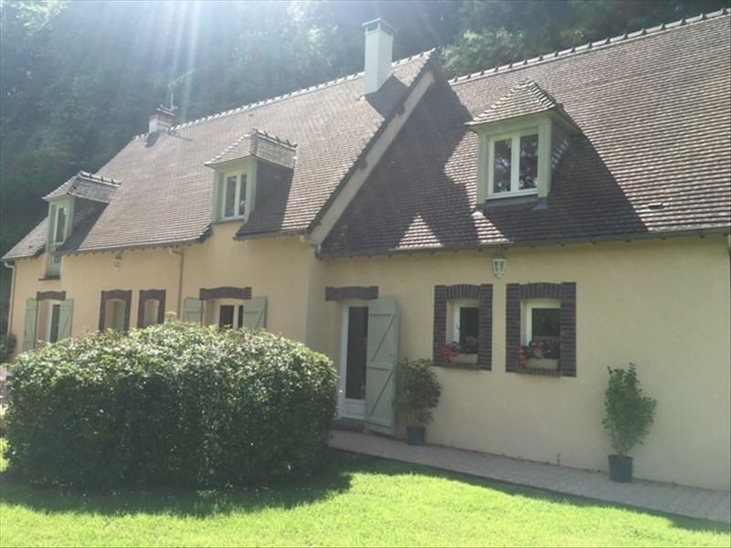 Sale house / villa Equemauville 390000€ - Picture 1