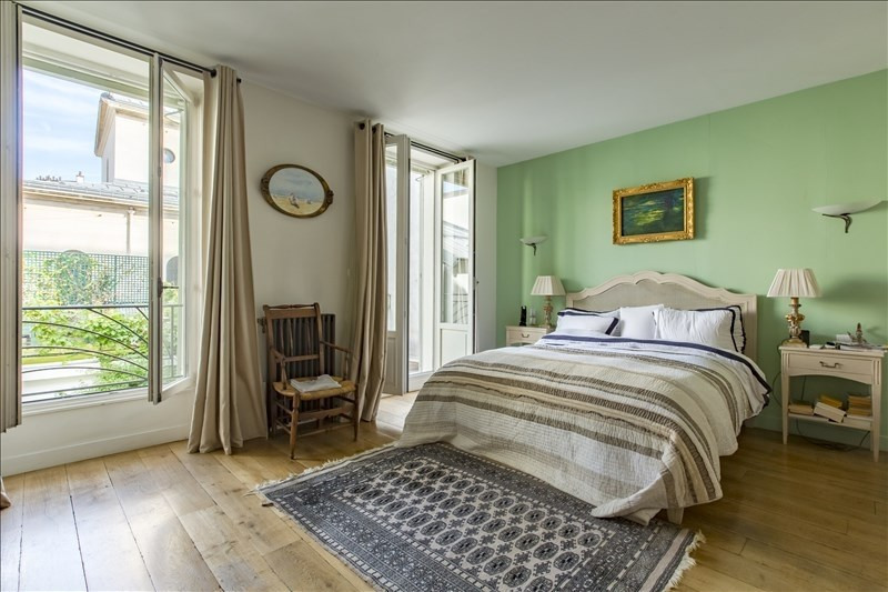 Immobile residenziali di prestigio casa Paris 15ème 3950000€ - Fotografia 6