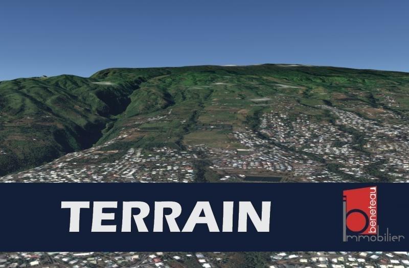 Vente terrain St paul 110000€ - Photo 1