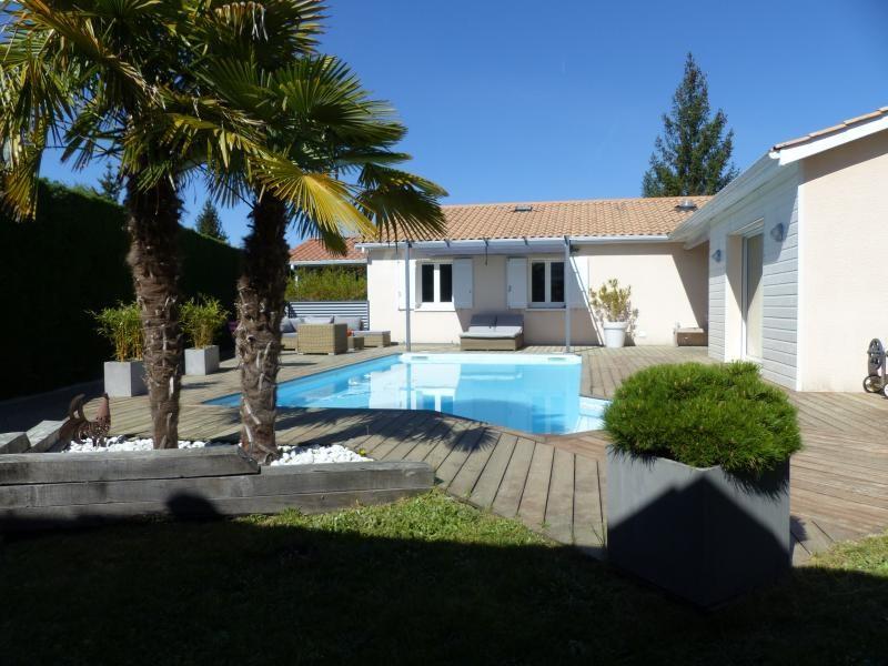 Sale house / villa St jean d illac 514500€ - Picture 1