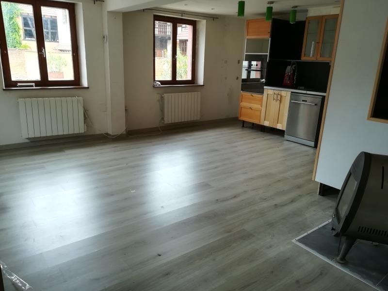 Sale apartment Geudertheim 129000€ - Picture 1