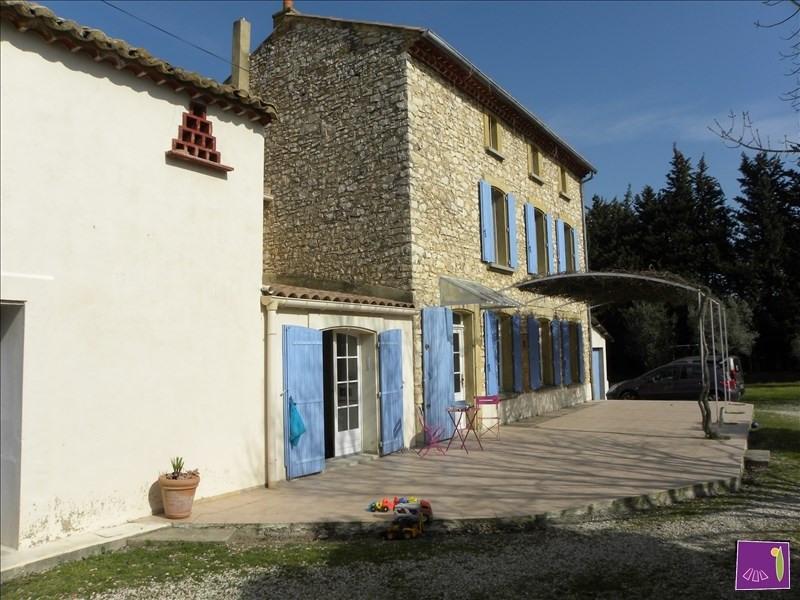 Vente maison / villa Connaux 400000€ - Photo 2