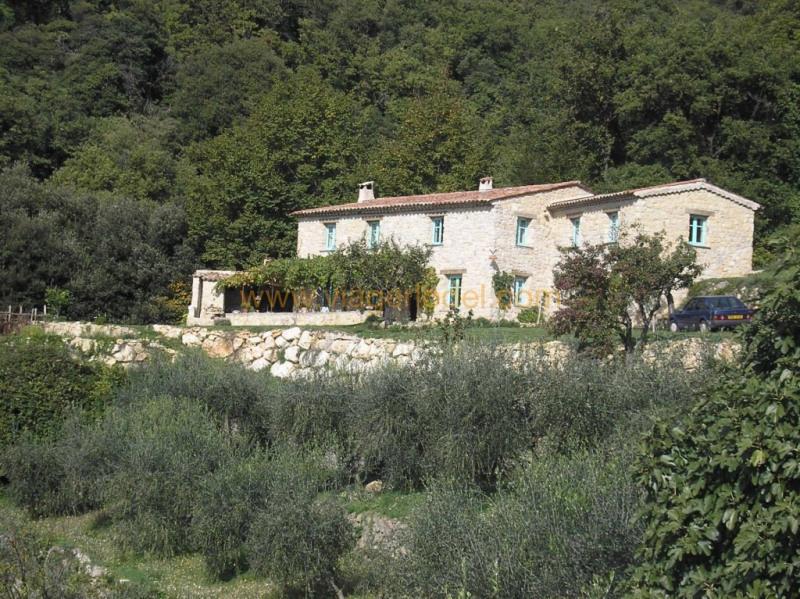 Vendita nell' vitalizio di vita casa Tourrettes-sur-loup 265000€ - Fotografia 10
