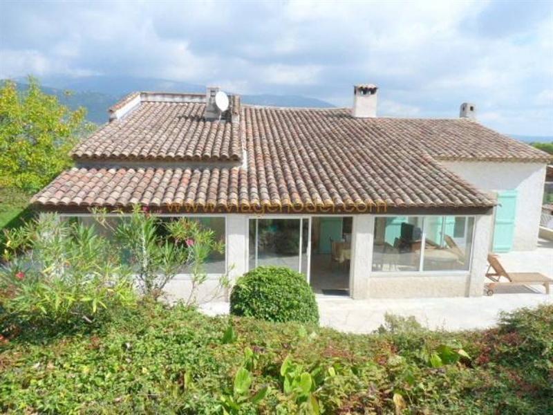 Vendita nell' vitalizio di vita casa Peymeinade 140000€ - Fotografia 2