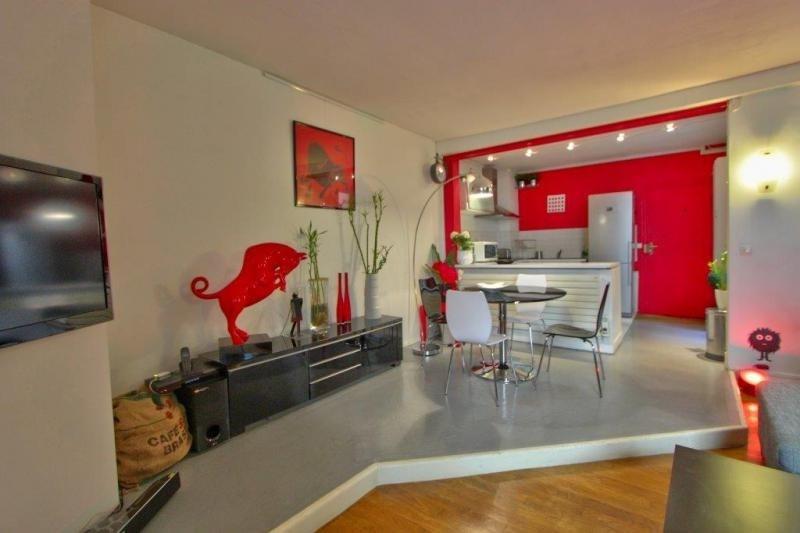 Produit d'investissement appartement Paris 10ème 698000€ - Photo 3