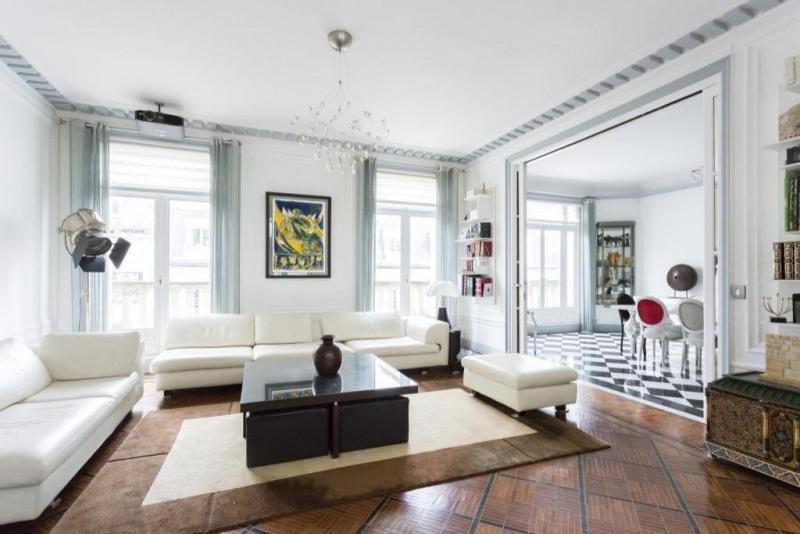 Vente de prestige appartement Paris 8ème 1600000€ - Photo 2