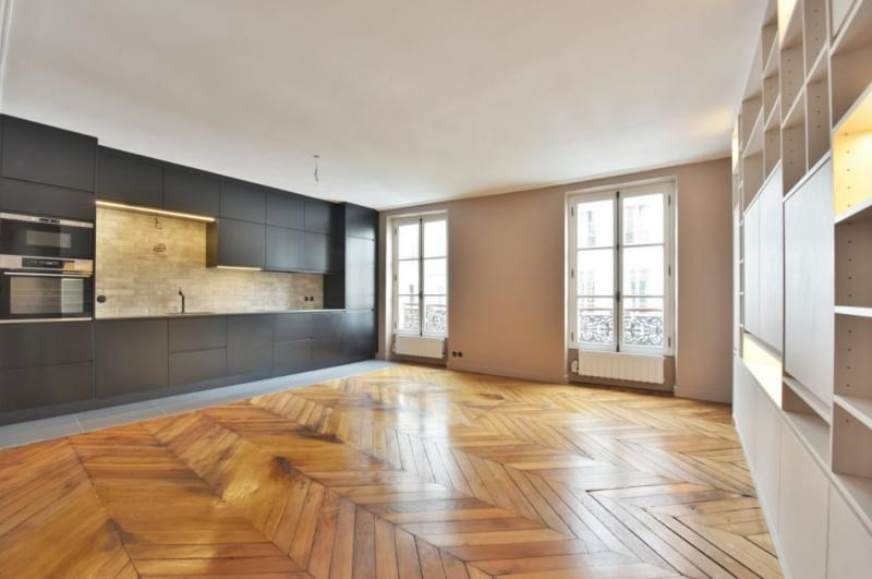 Vente appartement Paris 4ème 735 000€ - Photo 2
