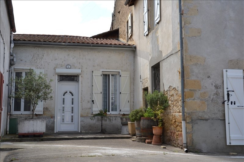 Vente maison / villa Langon 139 800€ - Photo 1