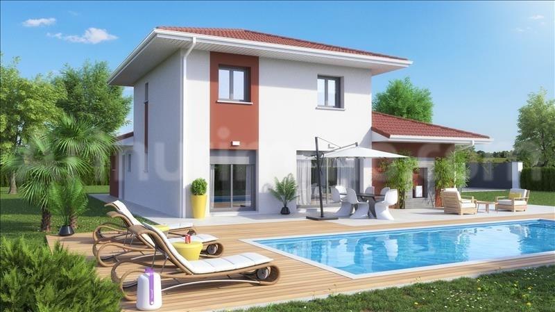 Vente de prestige maison / villa Champagne au mont d or 571000€ - Photo 1