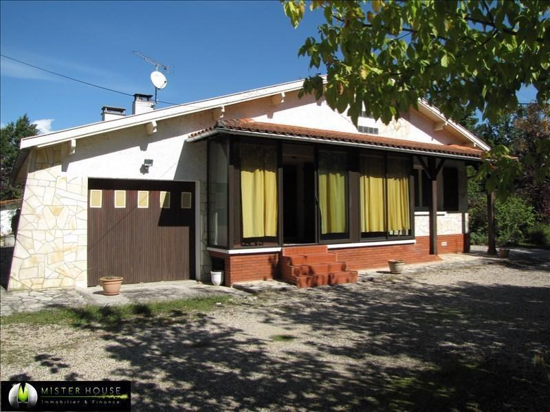 Verkoop  huis Montauban 196000€ - Foto 1