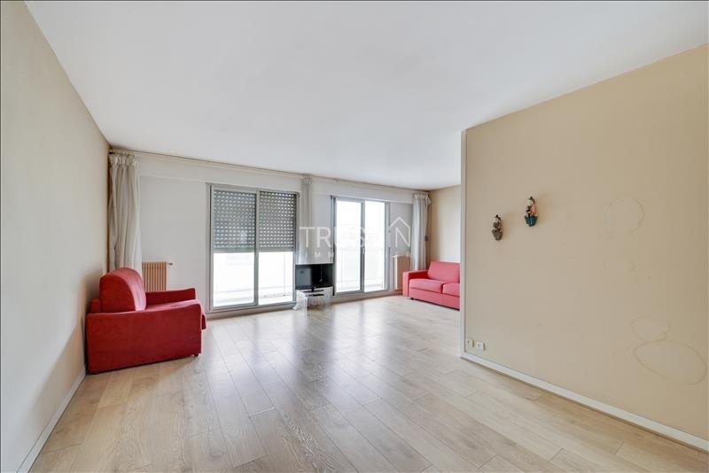 Vente appartement Paris 15ème 435750€ - Photo 2