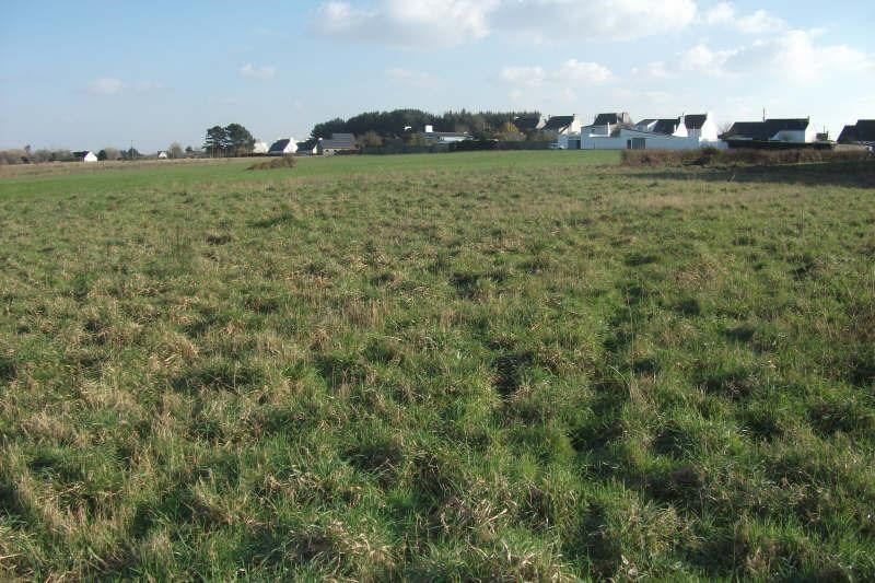 Vente terrain Plozevet 63 665€ - Photo 1