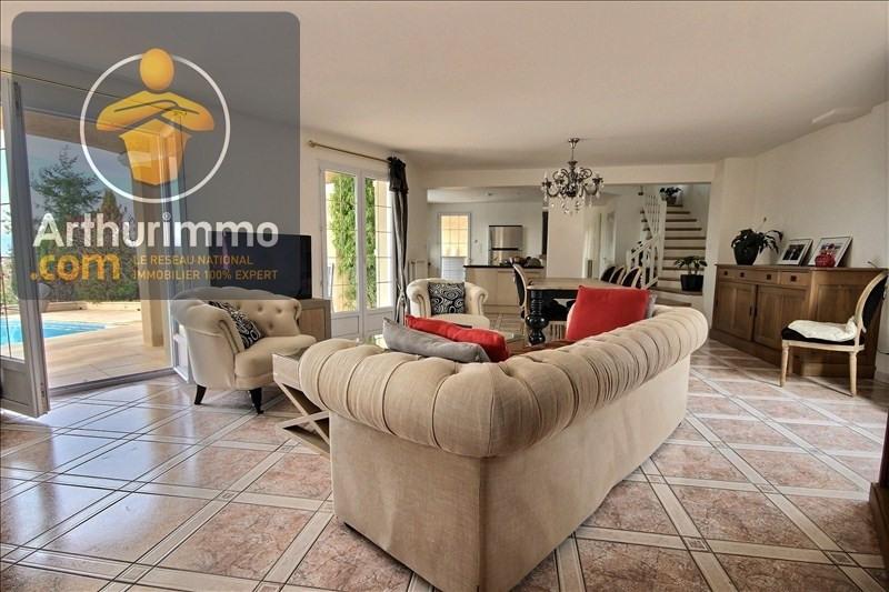 Sale house / villa St bonnet les oules 535000€ - Picture 3