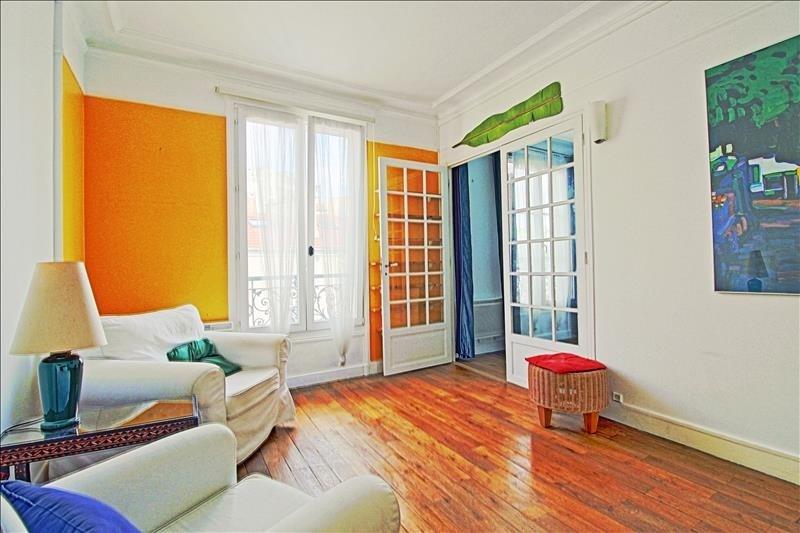 Verkauf wohnung Paris 20ème 567000€ - Fotografie 1