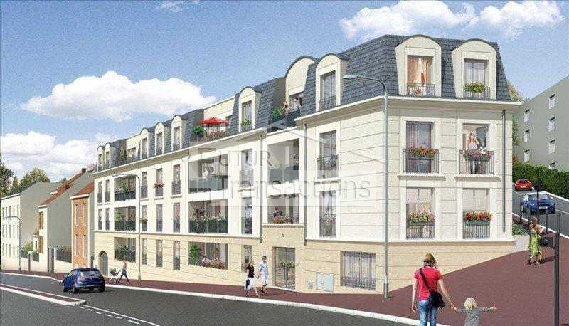 Location appartement Saint-cyr-l'école 150000€ +CH - Photo 1