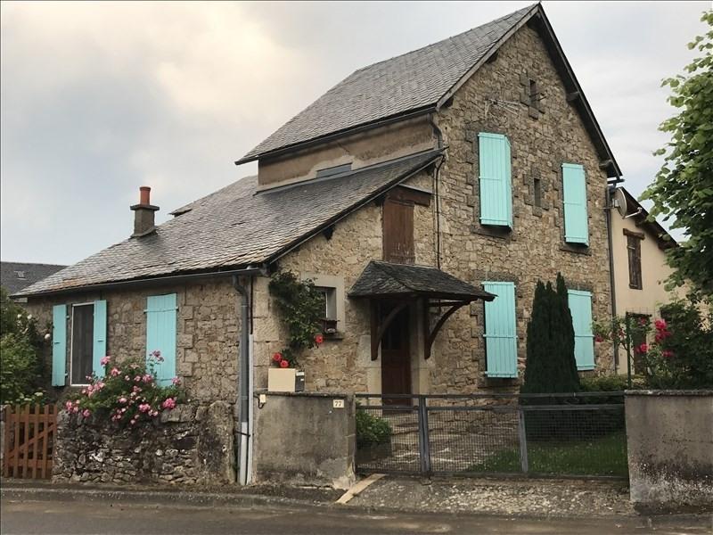 Vente maison / villa Laissac 113925€ - Photo 1