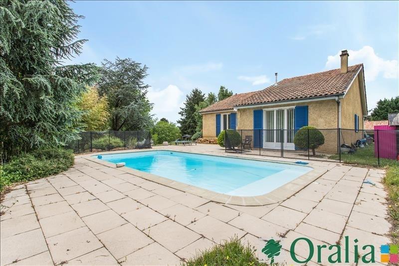 Vente de prestige maison / villa La tour de salvagny 625000€ - Photo 1
