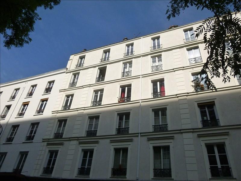 Vente appartement Paris 19ème 149000€ - Photo 1