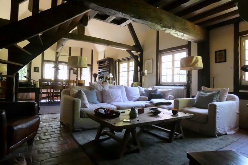 Vente maison / villa Conches en ouche 368000€ - Photo 3