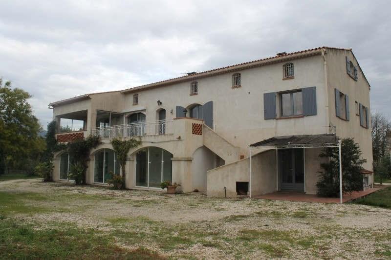 Vente de prestige maison / villa La crau 635000€ - Photo 1
