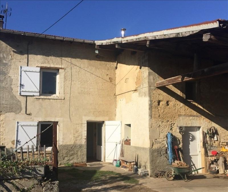 Sale house / villa Eyzin pinet 165000€ - Picture 1