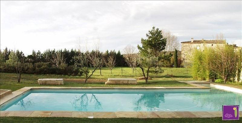 Vente de prestige maison / villa Uzes 799000€ - Photo 3