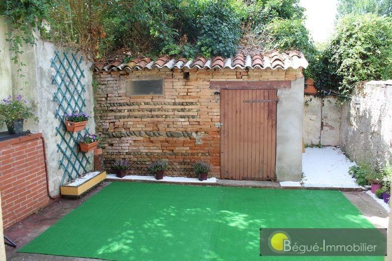 Vente maison / villa Pibrac 178500€ - Photo 1