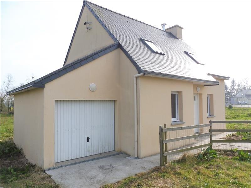Vente maison / villa Gausson 109000€ - Photo 1