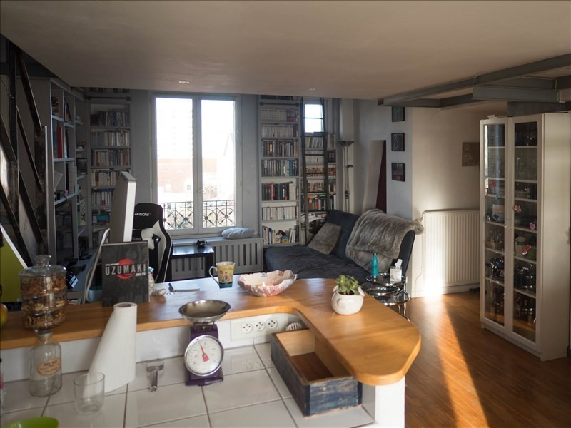 Sale apartment Asnières-sur-seine 325000€ - Picture 2
