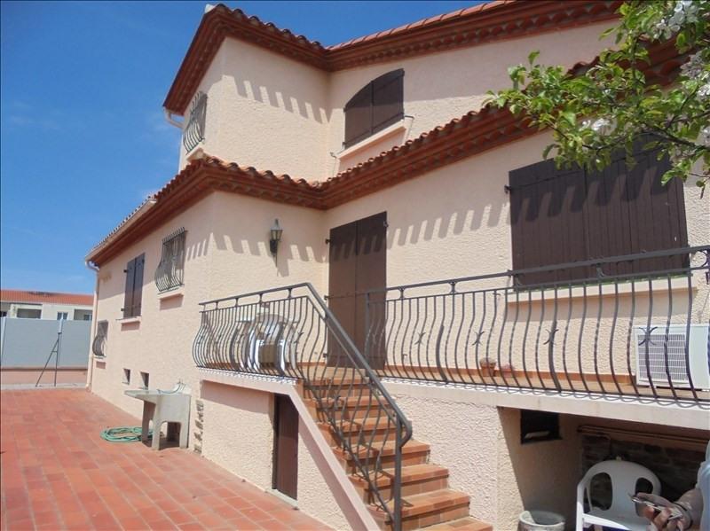 Sale house / villa Le boulou 299000€ - Picture 1