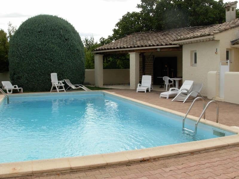 Vente de prestige maison / villa Grillon 890000€ - Photo 1