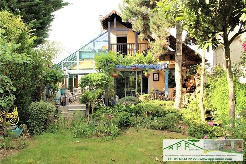 Sale house / villa Draveil 462800€ - Picture 1