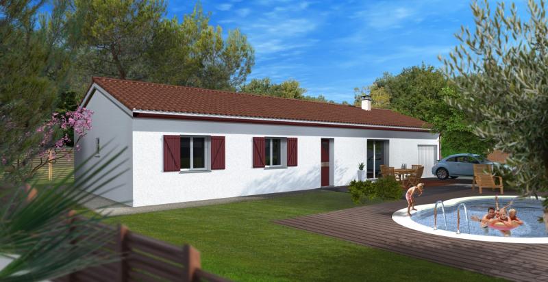 Maison  4 pièces + Terrain 352 m² Nègrepelisse par LOGISBOX