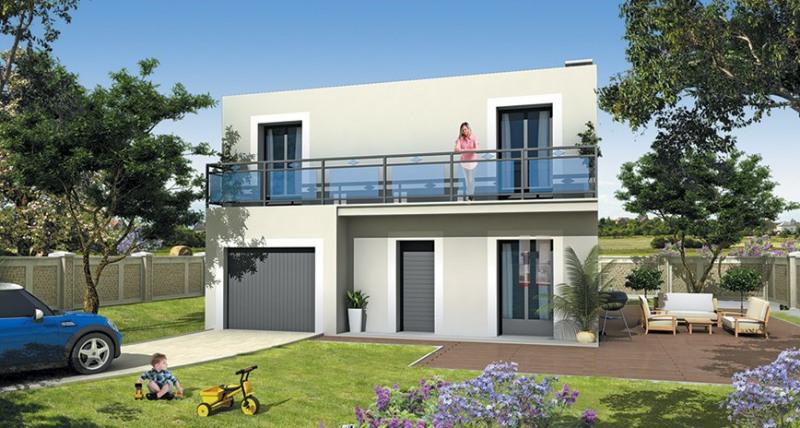 Maison  5 pièces + Terrain 388 m² Saint-Gratien par MAISONS BARILLEAU