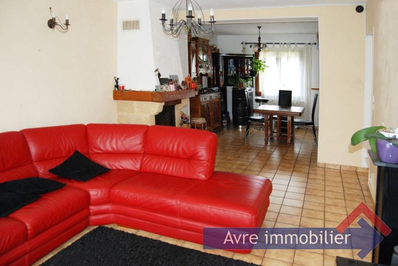 Vente maison / villa Verneuil d'avre et d'iton 183500€ - Photo 3