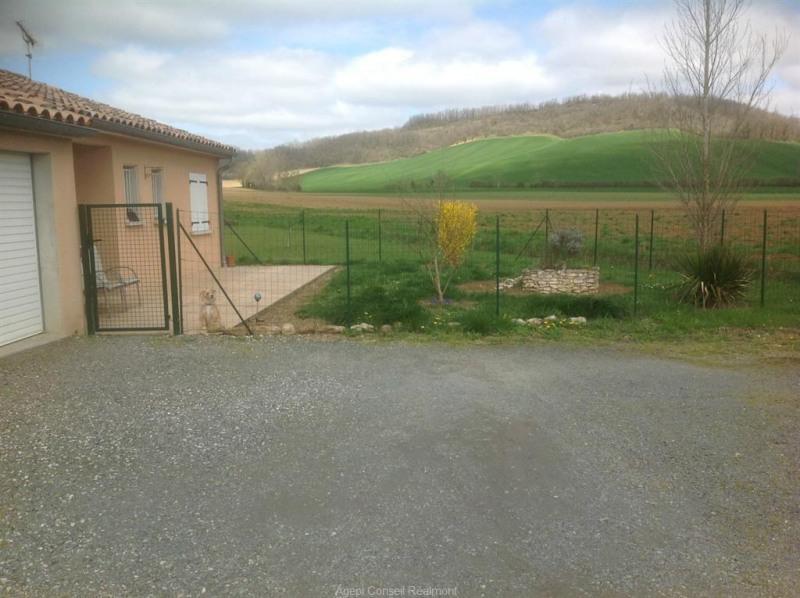 JL77-948 Laboutarié, maison récente plain pied T4, sur 1500m² de