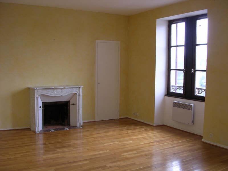 Location appartement Auxerre 515€ CC - Photo 1